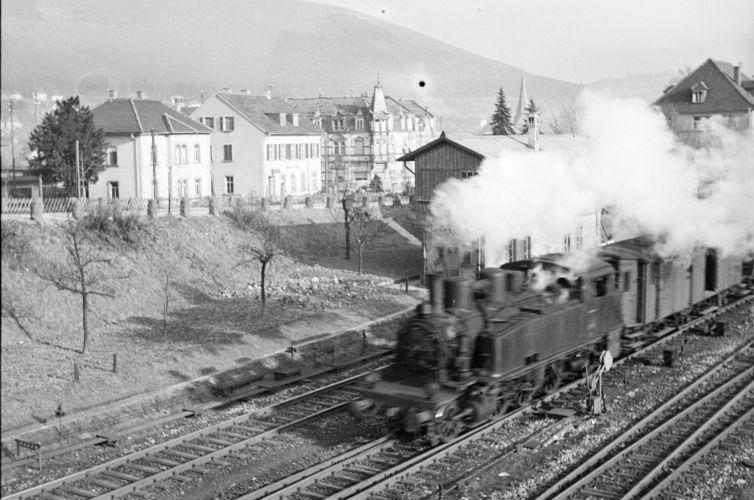 Galerie – Fotografická výstava železničních motivů okolo Neckargemündu