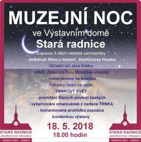Muzejní noc 2018 www